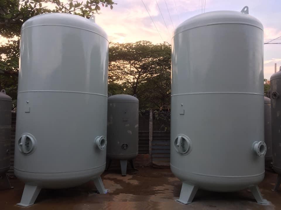 Bồn chứa khí từ 0.4m3 - 10m3