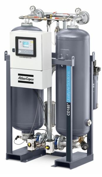 Máy sấy khí hấp thụ BD Series; CD Series