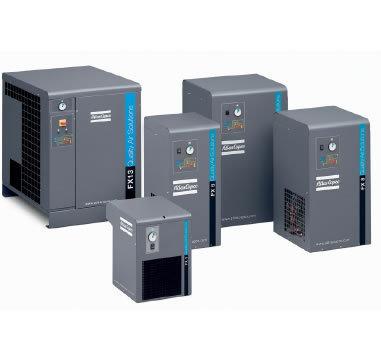 Máy sấy khí ngưng tụ Atlascopco: F series; FX series; FD Series